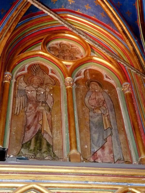 13 - Chapelle Basse (l'Annonciation)
