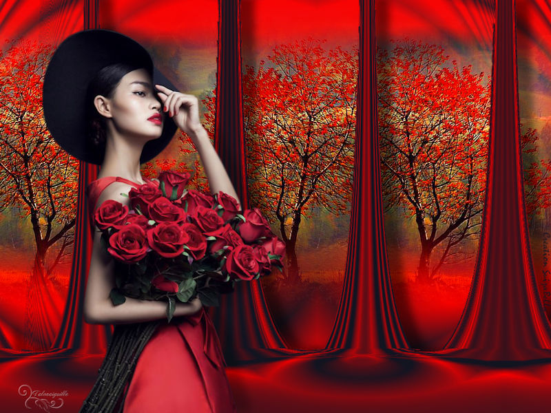 *** Forest Rouge ***