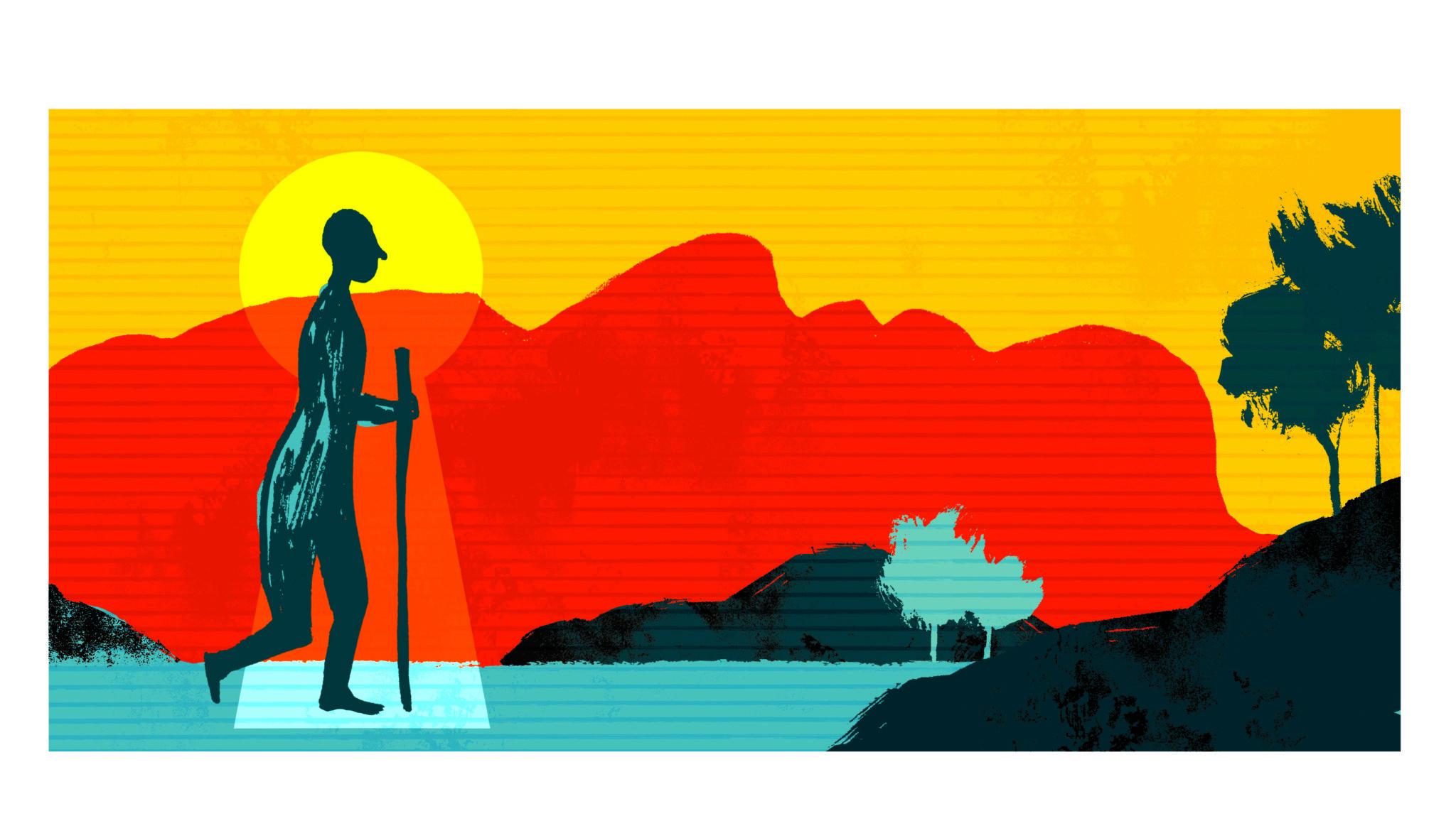 Carême 2 Se tenir en silence avec les Pères du désert