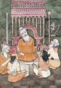 Maître et disciples