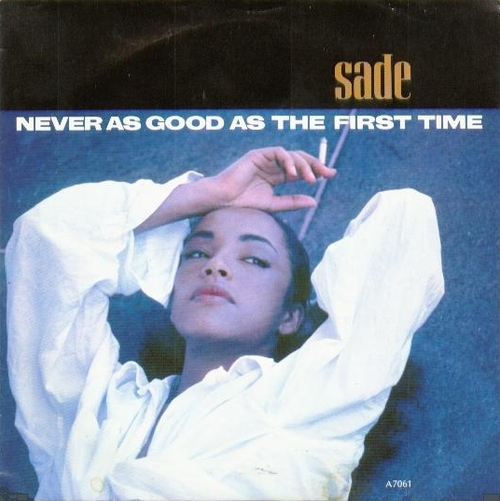 "Sade : Album "" Promise "" Epic Records EPC 86318 [ UK ] en 1985"