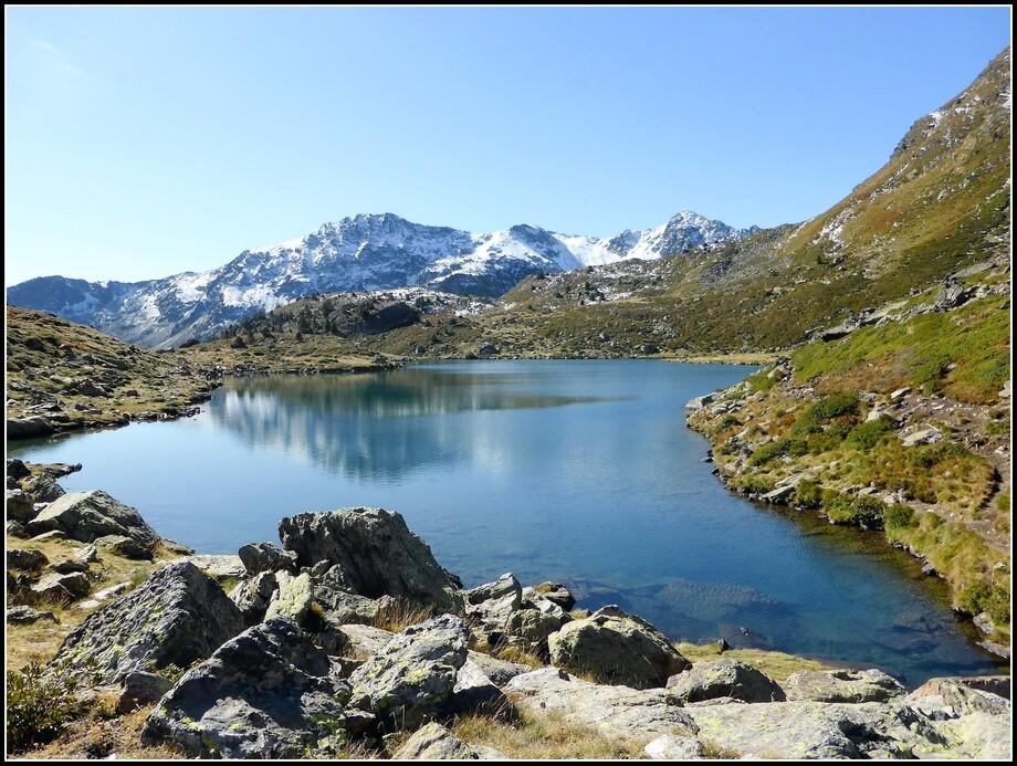 Evasion...en Andorre : Septembre