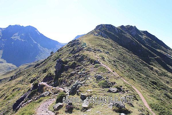 rando au lac d'Arlet-28-montée vers le col de Lapachouaou