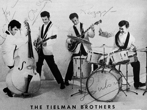 TIELMAN BROTHERS - Rolling Rock (1960)  Hits 1960-1979