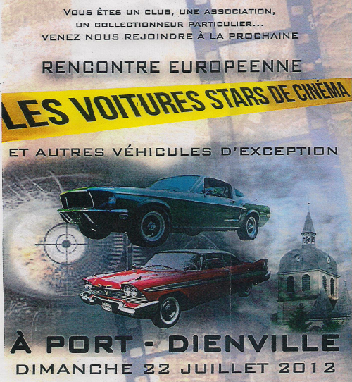 Affiches 2012