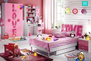 Jouer à Young girl room - Hidden objects