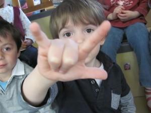 3 doigts e
