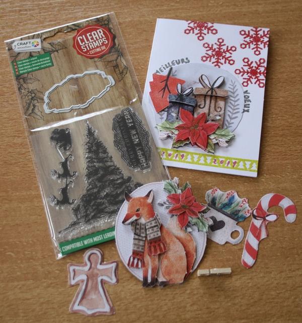 Noël 2018 : cadeaux reçus - de la part de Kissi