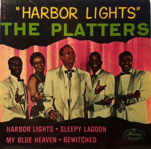 THE PLATTERS - Harbor Lights (1960)