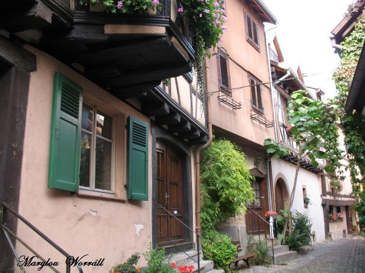 Eguisheim (68) 8/8 : Rue du Rempart Nord