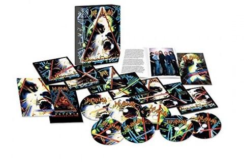 DEF LEPPARD - Les détails de l'édition 30th Anniversary de l'album Hysteria