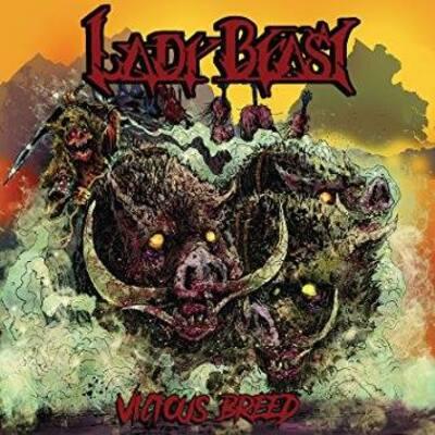 LADY BEAST - Premières infos à propos du nouvel album