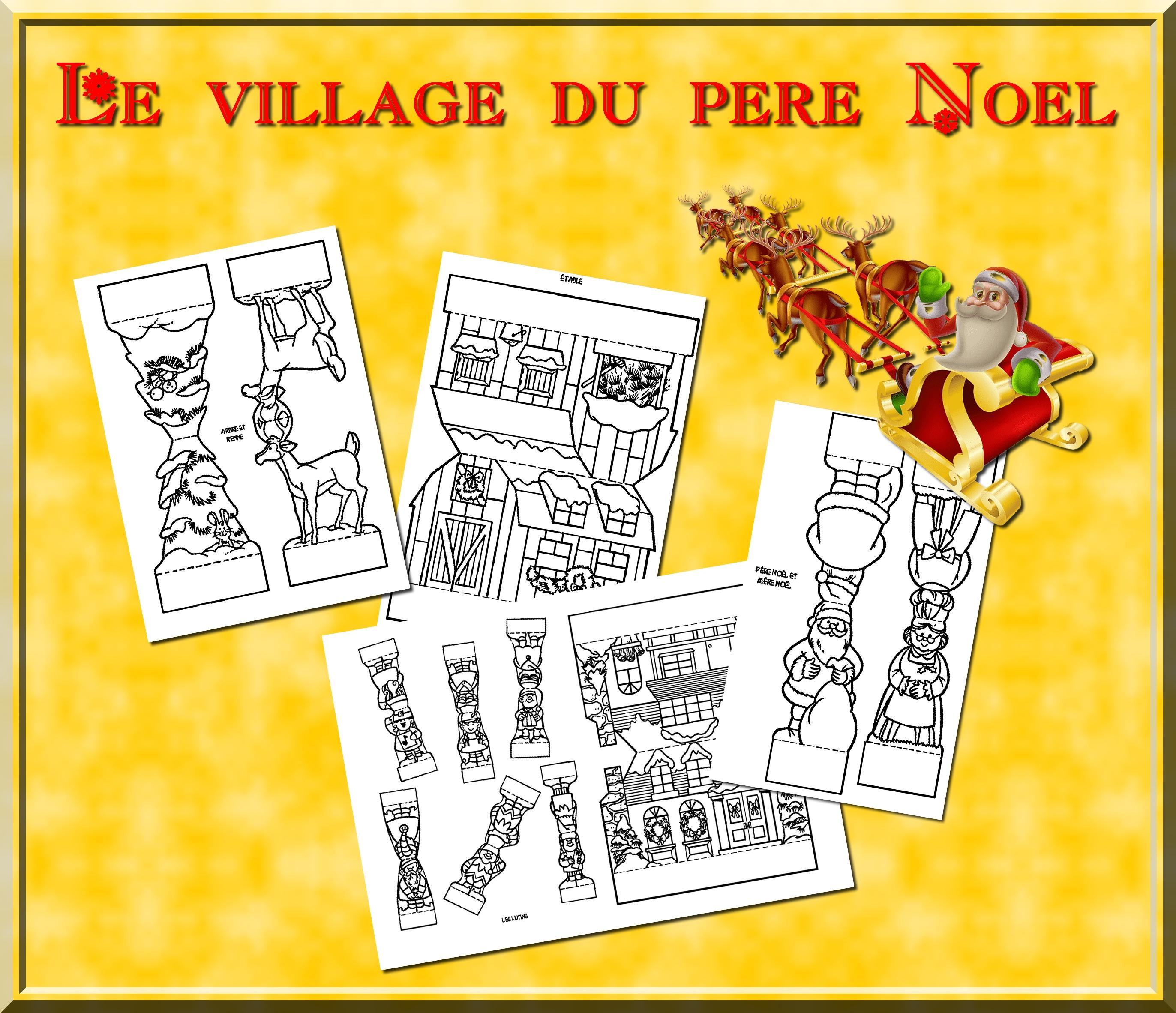 village noel presentation1
