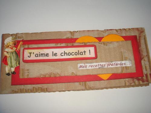 Pour recettes au chocolat !
