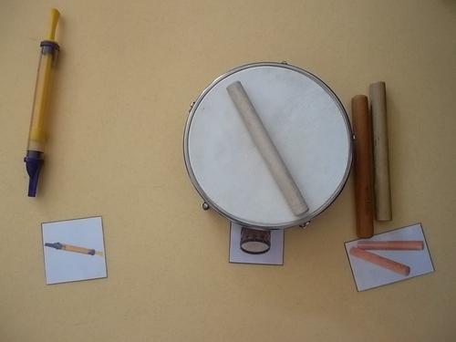 A nous les instruments de musique