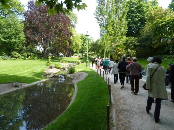 28 - Jardin des Batignoles