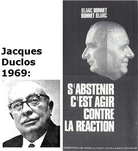 - Elections  présidentielles 1958-2012