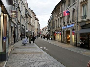 DRC - Besançon - Rue des Granges