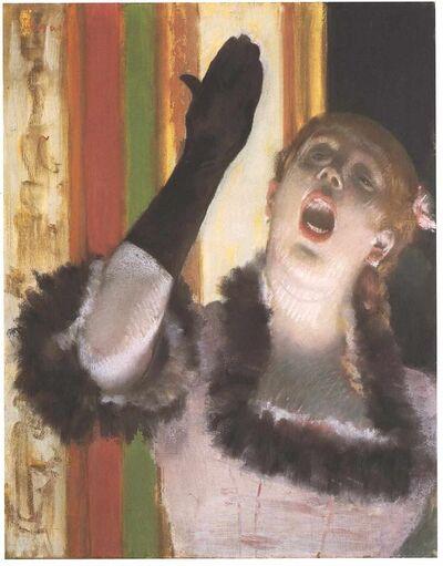 Degas/ avec les artistes !