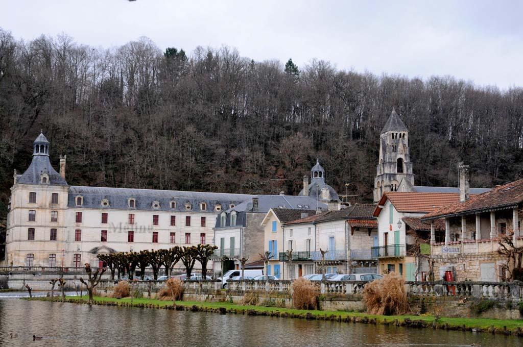 Brantôme (14) - La petite Venise du Périgord - Un des plus beau village de France !