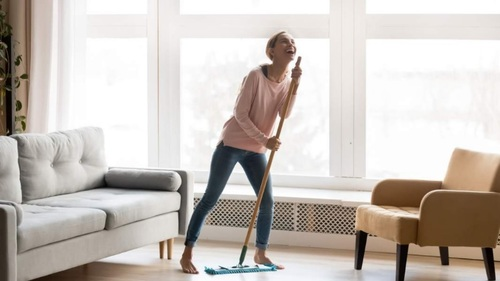 0-Sport et Yoga avec les moyens du bord
