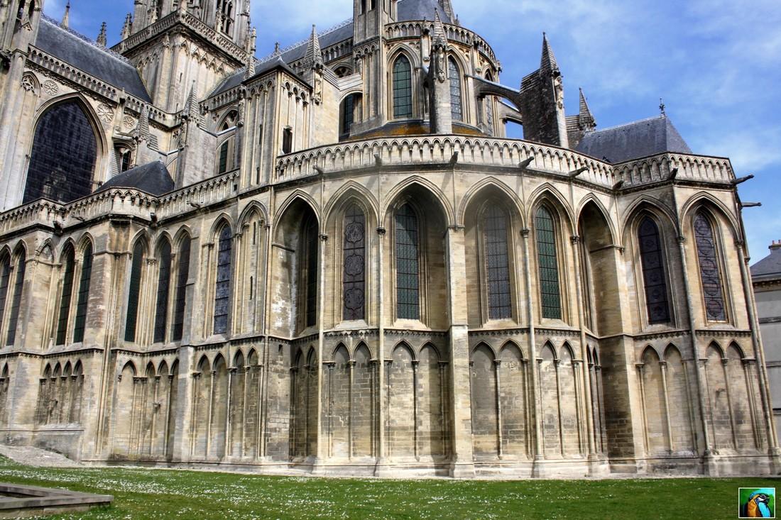 NORMANDIE : suite Cathédrale de BAYEUX 2/4