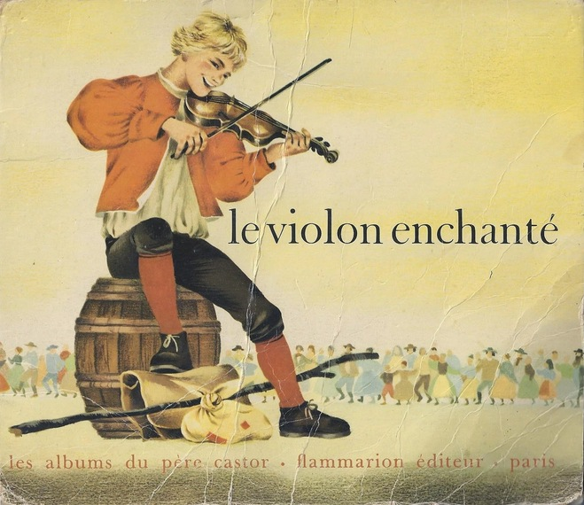 Le violon enchanté (J.M. Guilcher, Gerda, 1969)