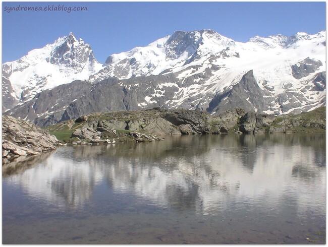 Le lac Lérié (2375 m)