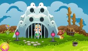 Jouer à G4K Cute girl rescue 2