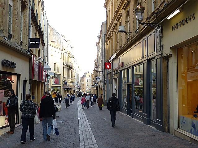 Ville de Metz 15 mars 2010
