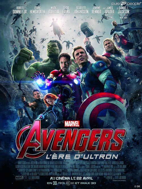 Les sorties cinéma du 22 avril 2015 et leurs bandes-annonces