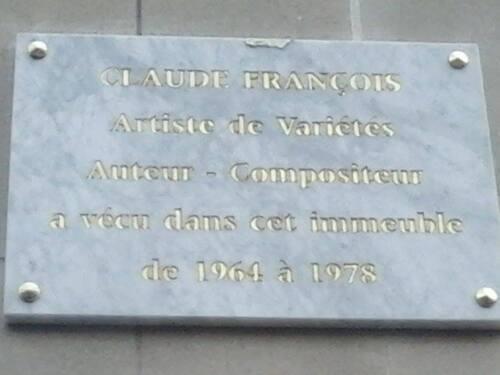 Inauguration de la plaque commémorative du 14 mars 2015