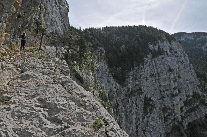 Randonnée : le Pas du Roc (2)