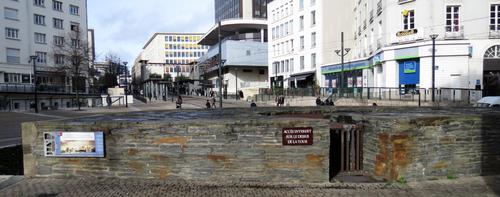 Nantes : Le centre