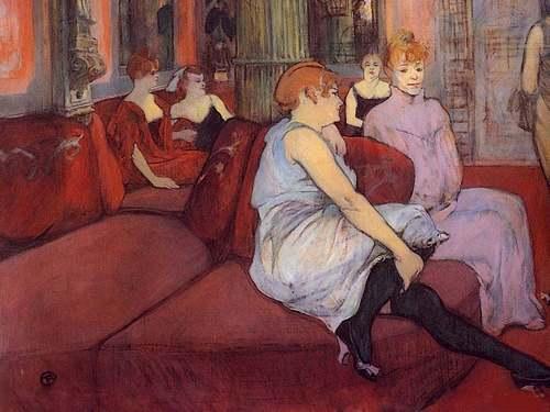 9 septembre 1901 mort de Henri de Toulouse-Lautrec