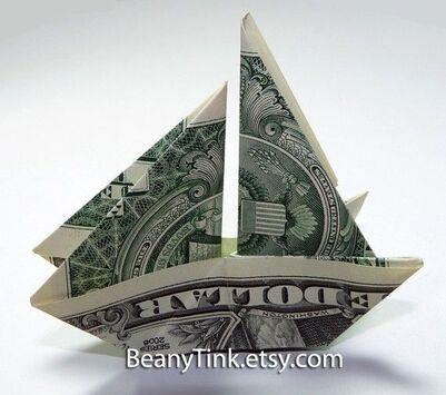 L'argent, quoi d'autre !