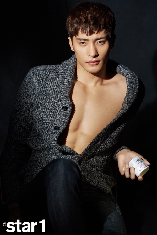 Sung Hoon pour @Star1