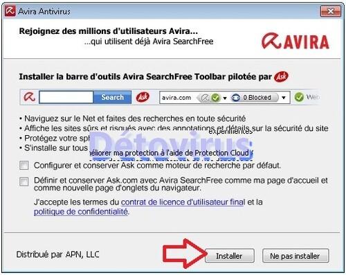 Téléchargement <b>gratuit</b> du programme <b>Avira</b> <b>Antivirus</b> Free