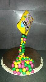 Gâteaux d'anniversaire 2015