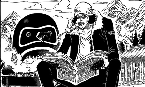 One Piece Chapitre 836 en Version Française