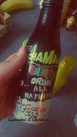 Chamane -boisson energisante-