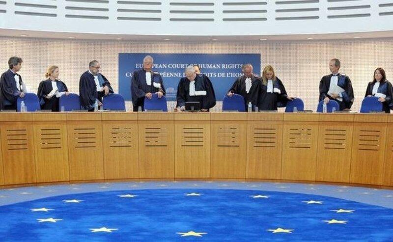 Encore la cour européenne des droits de l' homme !