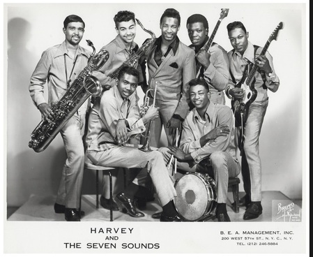 HARVEY AND THE SEVEN SOUNDS