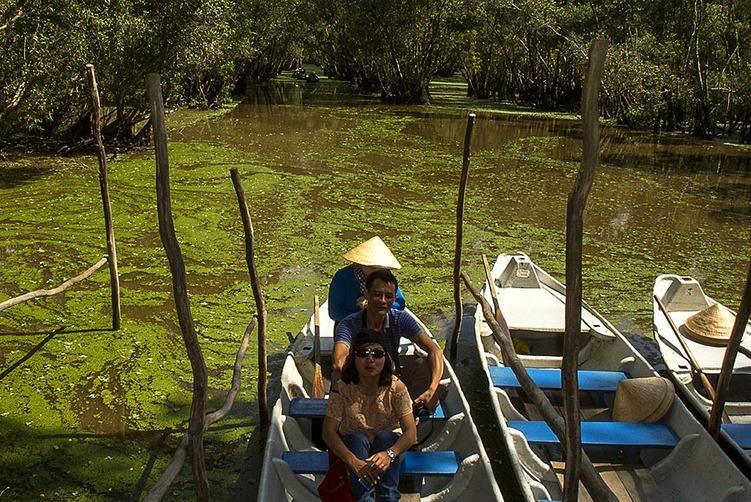 Delta du Mekong- 5 Tra Su