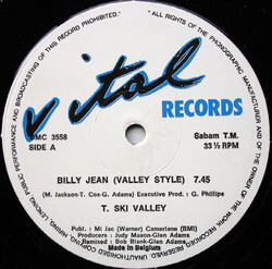 T. Ski Valley - Billy Jean (Valley Style)