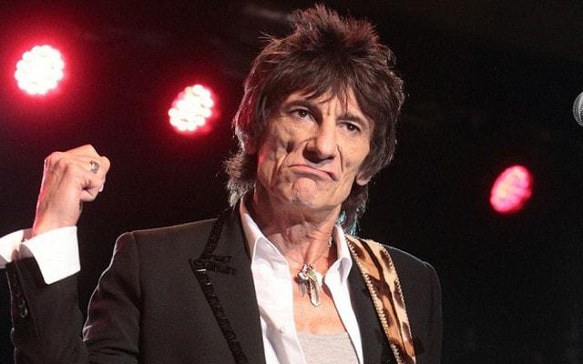 Le guitariste des Rolling Stones a vu un OVNI au Brésil