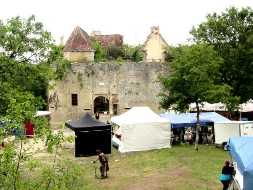 Escapade au château de Rochefort à Asnières en montagne...