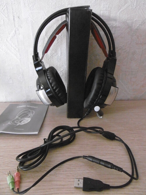 Casque Gamer EasySMX TH612-V350