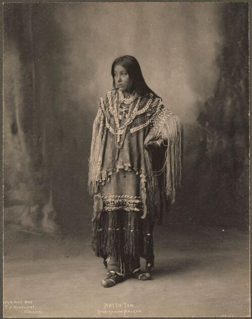 La beauté des amérindiennes avant le génocide
