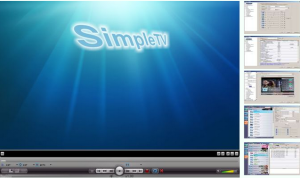 Player Simple TV